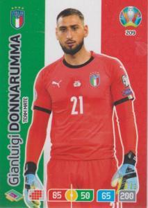 Adrenalyn Euro 2020 - 209 - Gianluigi Donnarumma (Italy) - Team Mate