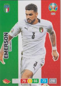 Adrenalyn Euro 2020 - 212 - Emerson (Italy) - Team Mate