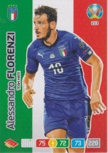 Adrenalyn Euro 2020 - 213 - Alessandro Florenzi (Italy) - Team Mate