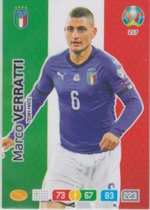 Adrenalyn Euro 2020 - 217 - Marco Verratti (Italy) - Team Mate