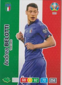 Adrenalyn Euro 2020 - 223 - Andrea Belotti (Italy) - Team Mate