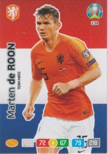 Adrenalyn Euro 2020 - 234 - Marten de Roon (Netherlands) - Team Mate