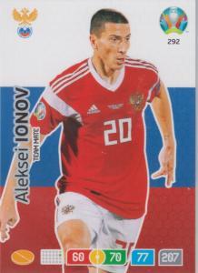 Adrenalyn Euro 2020 - 292 - Aleksei Ionov (Russia) - Team Mate