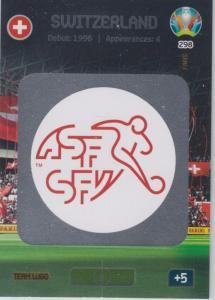Adrenalyn Euro 2020 - 298 - Team Logo (Switzerland) - Team Logo