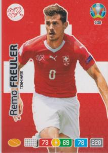 Adrenalyn Euro 2020 - 308 - Remo Freuler (Switzerland) - Team Mate