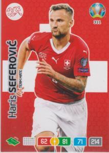 Adrenalyn Euro 2020 - 311 - Haris Seferović (Switzerland) - Team Mate