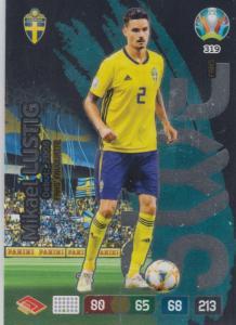 Adrenalyn Euro 2020 - 319 - Mikael Lustig (Sweden) - Fans' Favourite