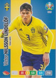 Adrenalyn Euro 2020 - 320 - Victor Nilsson Lindelöf (Sweden) - Team Mate