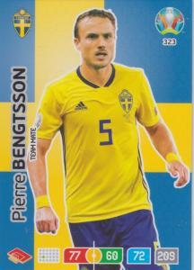 Adrenalyn Euro 2020 - 323 - Pierre Bengtsson (Sweden) - Team Mate