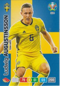 Adrenalyn Euro 2020 - 324 - Ludwig Augustinsson (Sweden) - Team Mate