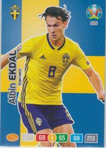 Adrenalyn Euro 2020 - 325 - Albin Ekdal (Sweden) - Team Mate