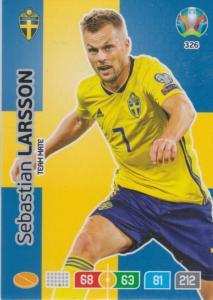 Adrenalyn Euro 2020 - 326 - Sebastian Larsson (Sweden) - Team Mate