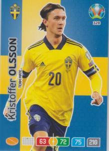 Adrenalyn Euro 2020 - 328 - Kristoffer Olsson (Sweden) - Team Mate