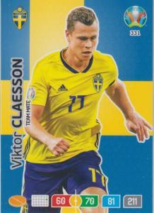 Adrenalyn Euro 2020 - 331 - Viktor Claesson (Sweden) - Team Mate