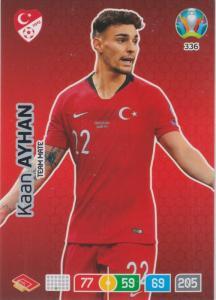 Adrenalyn Euro 2020 - 336 - Kaan Ayhan (Turkey) - Team Mate