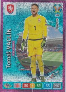 Adrenalyn Euro 2020 - 388 - Tomáš Vaclík / Tomas Vaclik (Czech Republic) - Goal Stopper