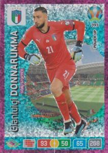 Adrenalyn Euro 2020 - 393 - Gianluigi Donnarumma (Italy) - Goal Stopper