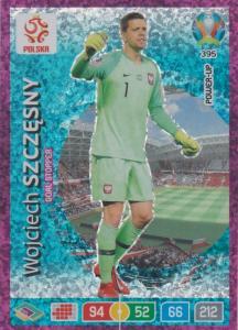 Adrenalyn Euro 2020 - 395 - Wojciech Szczesny (Poland) - Goal Stopper