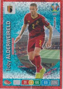 Adrenalyn Euro 2020 - 397 - Toby Alderweireld (Belgium) - Defensive Rock