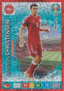 Adrenalyn Euro 2020 - 398 - Andreas Christensen (Denmark) - Defensive Rock