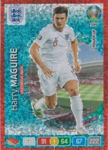 Adrenalyn Euro 2020 - 399 - Harry Maguire (England) - Defensive Rock