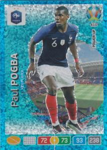 Adrenalyn Euro 2020 - 410 - Paul Pogba (France) - Key-Player