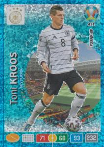 Adrenalyn Euro 2020 - 411 - Toni Kroos (Germany) - Key-Player