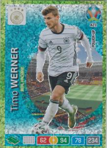 Adrenalyn Euro 2020 - 421 - Timo Werner (Germany) - Goal Machine