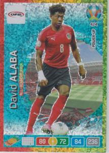 Adrenalyn Euro 2020 - 424 - David Alaba (Austria) - All-Round Player