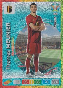 Adrenalyn Euro 2020 - 425 - Thomas Meunier (Belgium) - All-Round Player