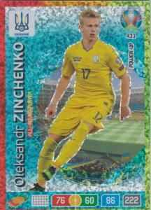 Adrenalyn Euro 2020 - 431 - Oleksandr Zinchenko (Ukraine) - All-Round Player