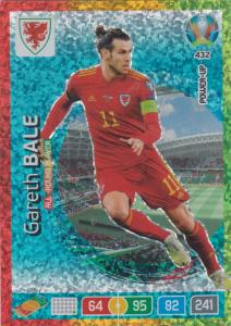 Adrenalyn Euro 2020 - 432 - Gareth Bale (Wales) - All-Round Player