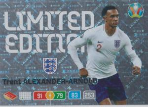 Adrenalyn Euro 2020 - Trent Alexander-Arnold (England) - Limited Edition