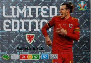 Adrenalyn Euro 2020 - Gareth Bale (Wales) - Limited Edition
