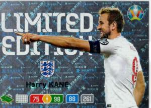 Adrenalyn Euro 2020 - Harry Kane (England) - Limited Edition