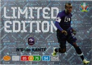 Adrenalyn Euro 2020 - N'Golo Kanté / Ngolo Kante (France) - Limited Edition