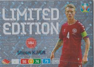 Adrenalyn Euro 2020 - Simon Kjær / Simon Kjaer (Denmark) - Limited Edition