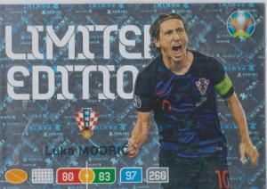 Adrenalyn Euro 2020 - Luka Modrić (Croatia) - Limited Edition