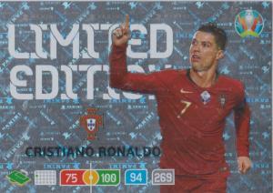 Adrenalyn Euro 2020 - Cristiano Ronaldo (Portugal) - Limited Edition