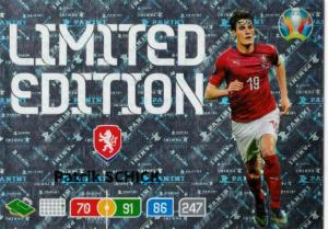 Adrenalyn Euro 2020 - Patrick Schick (Czech Republic) - Limited Edition