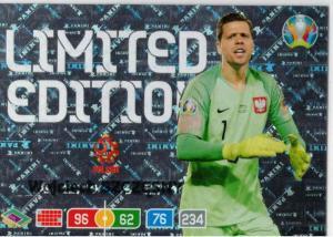 Adrenalyn Euro 2020 - Wojciech Szczęsny (Poland) - Limited Edition