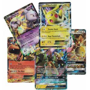 Coolcards EX / GX - mix, 5st kort (Korten varierar, bilden är endast ett exempel)