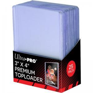 Toploader, Premium, 25-pack