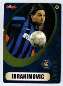 Zlatan Ibrahimovic Boing #S2 (Swedish)