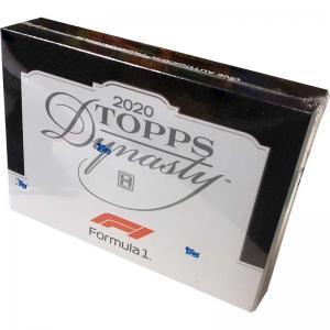 Hel Box 2020 Topps Dynasty Formula 1 (1 kort per box)