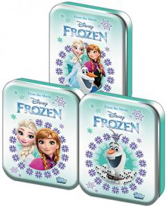 Plåtlåda, Frozen / Frost 2 - Activity Cards