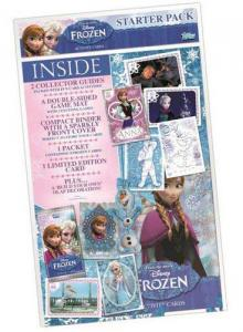 Starter Pack, Frozen / Frost activity cards