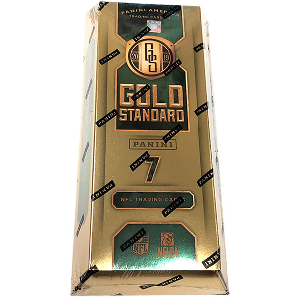 Hel Box 2019 Panini Gold Standard Football