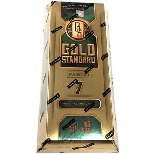 Sealed Box 2019 Panini Gold Standard Football