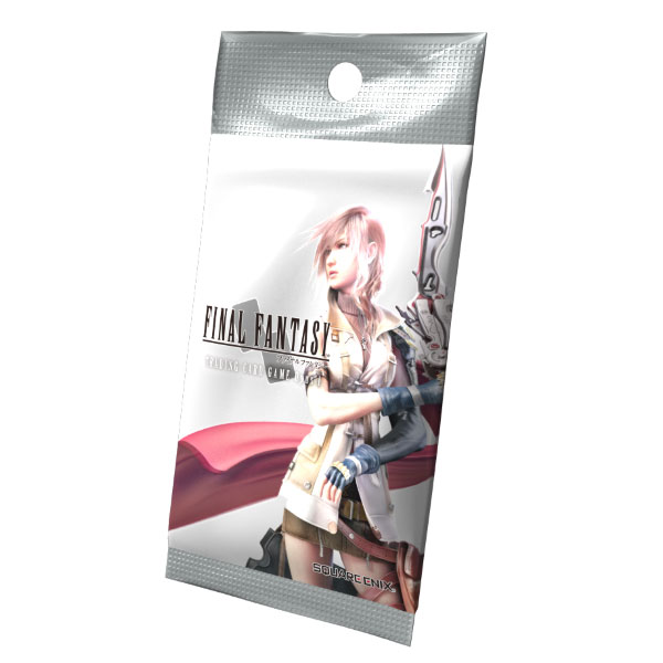 Booster Pack, Final Fantasy TCG, Opus I
